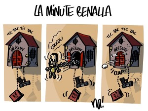 La minute Benalla