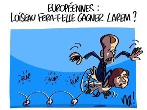 Européennes, Nathalie Loiseau fera-t-elle gagner Macron ?