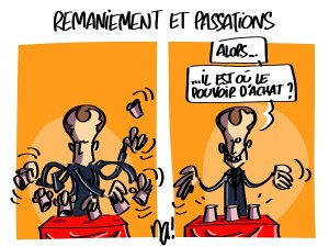 Remaniement et passations