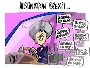 Destination Brexit