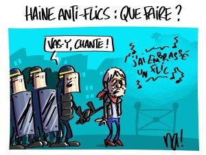 Haine anti-flics, que faire ?