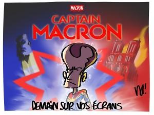 Captain Macron