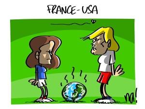 France – USA