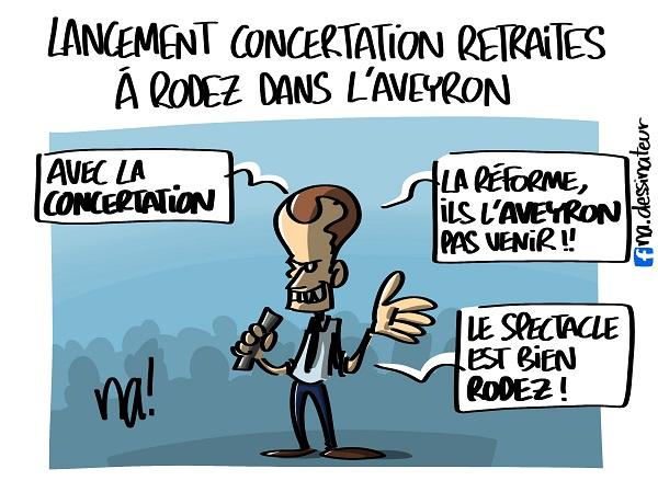 Le dessin du jour (humour en images) - Page 28 Jeudessin_2562_lancement_concertation_retraites