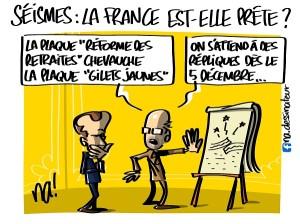 Séismes, la France est-elle prête ?