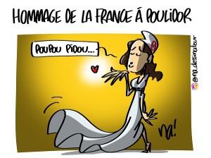 Hommage de la France à Poulidor