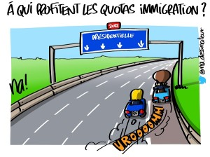 A qui profitent les quotas immigration ?