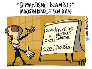«séparatisme islamiste» Macron dévoile son plan