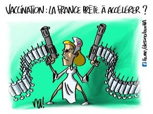 Vaccination, la France prête à accélérer ?