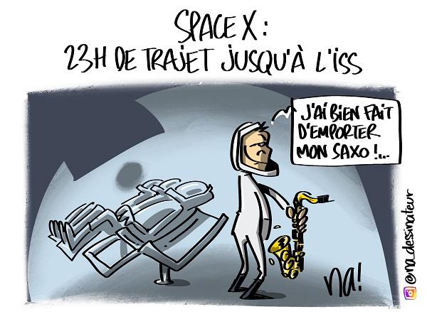 vendredessin_2907_23h_dans_space_X