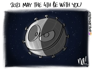 2021 may the 4th be with you