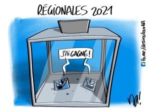 Régionales 2021