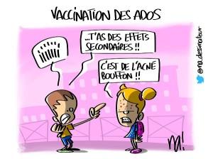 vaccination des ados