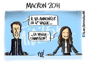 Macron 20h