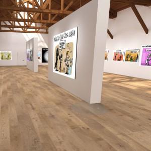 Galerie virtuelle NFTs