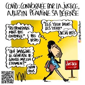 Covid, convoquée par la justice, Agnès Buzyn peaufine sa défense